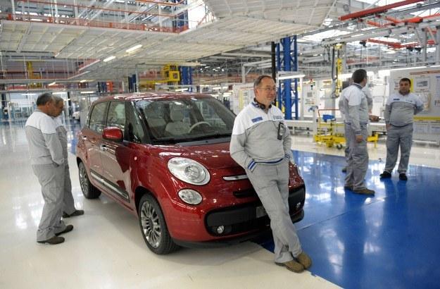 Nowa fabryka Fiata /AFP