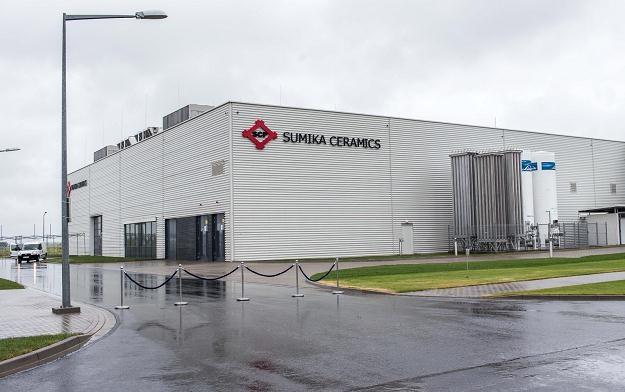 Nowa fabryka filtrów DPF /PAP