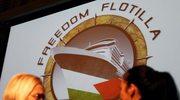 """Nowa """"flotylla wolności"""" spróbuje przełamać blokadę Strefy Gazy"""