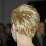 Nowa fryzura Weroniki