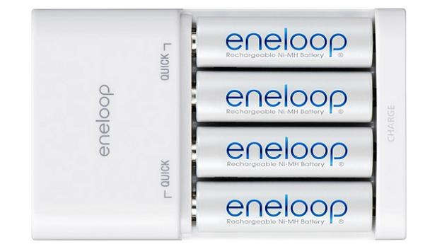 Nowa generacja baterii Eneloop firmy Sanyo /materiały prasowe