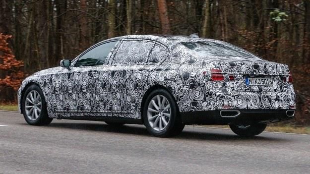 Nowa generacja BMW serii 7 /BMW
