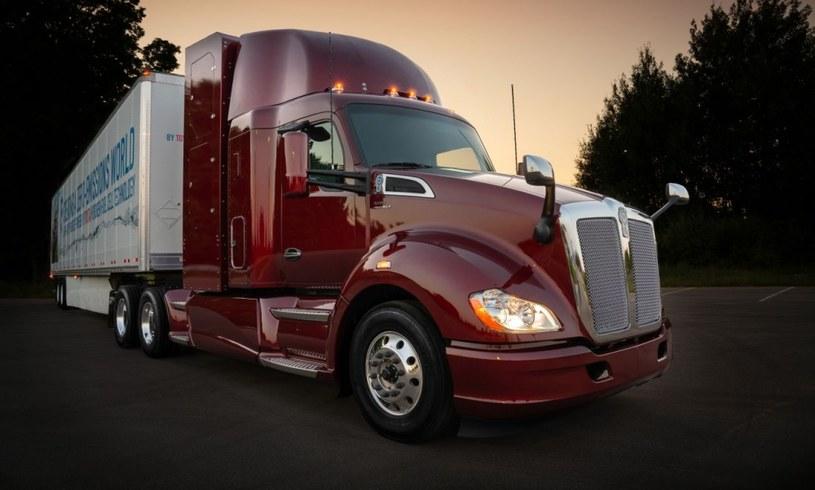 Nowa generacja elektrycznej ciężarówki /materiały prasowe