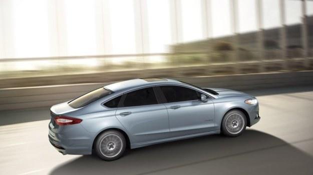Nowa generacja Fusiona zadebiutowała w styczniu br. w Detroit. /Ford