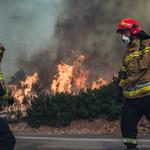 """Nowa grupa strażaków wyrusza do Grecji. """"Obyście powrócili do Polski zdrowi"""""""