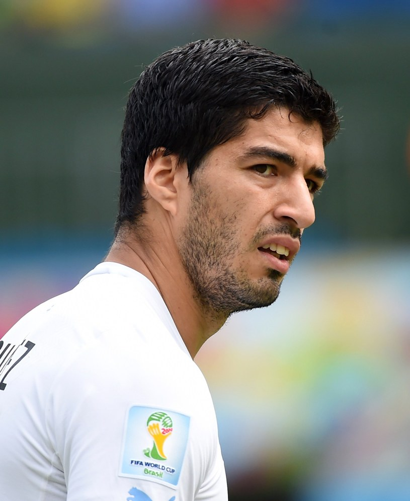 Nowa gwiazda Barcelony - Luis Suarez /AFP
