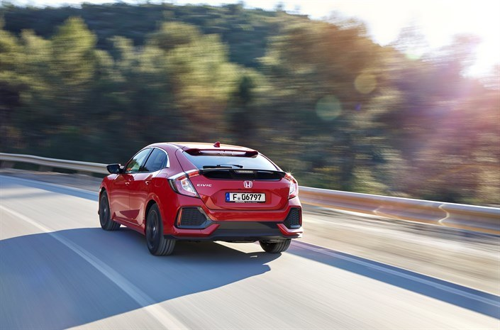 """Nowa Honda Civic to trochę taki samochód """"3w1"""" /materiały prasowe"""