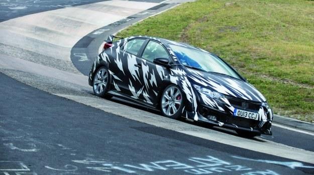 Nowa Honda Civic Type R /Honda