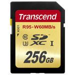 Nowa karta SDXC 256 GB marki Transcend do nagrywania 4K