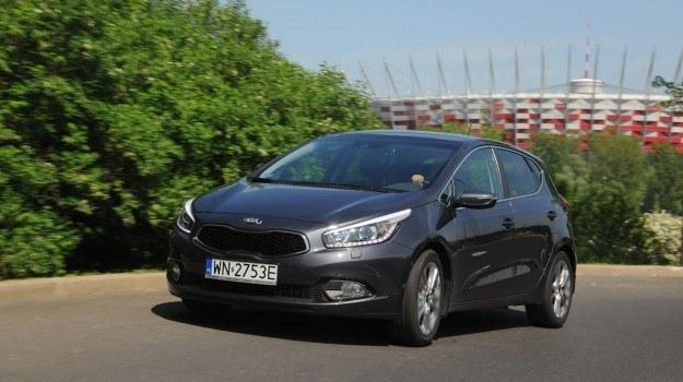 Nowa Kia Cee'd zaskakuje wysoką jakością wykonania i nowoczesnymi rozwiązaniami. /Motor