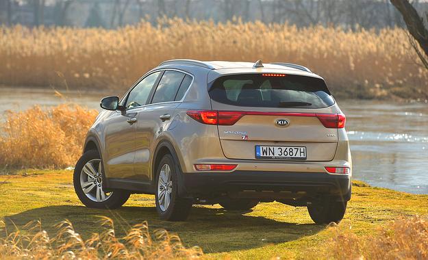 Nowa Kia Sportage jest znacznie dojrzalsza od poprzednika. /Motor