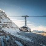 Nowa kolej kabinowa na Zugspitze, najwyższy szczyt Niemiec, rekordowym osiągnięciem techniki
