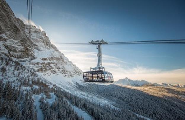 Nowa kolej kabinowa na Zugspitze /Informacja prasowa