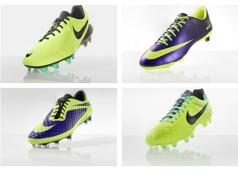 Nowa kolekcja Nike Hi-Vis. Nie dla ligowych szaraków... /materiały prasowe