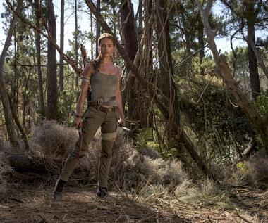 Nowa Lara Croft o twarzy Alicii Vikander
