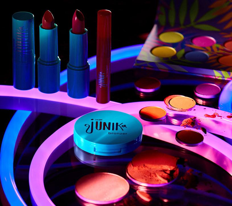 Nowa linia kosmetyków Colour Junika /INTERIA.PL/materiały prasowe