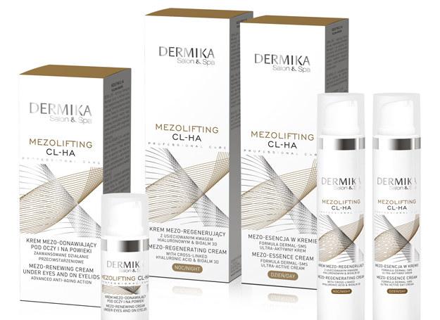 Nowa linia kosmetyków Dermika /materiały prasowe