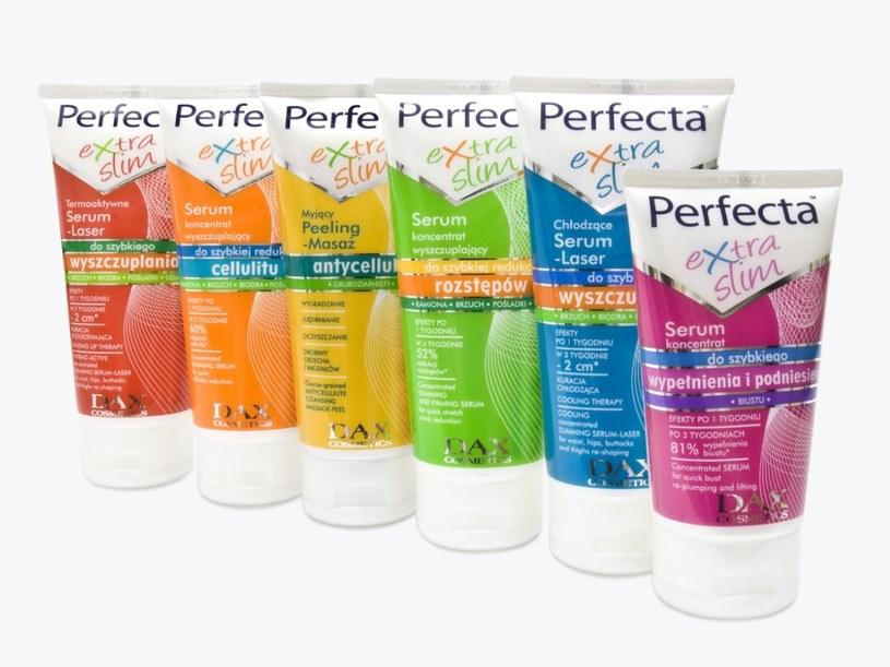 Nowa linia kosmetyków Perfecta  /materiały prasowe