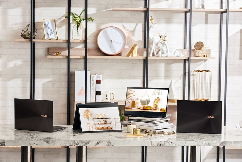 Nowa linia laptopów ASUS /materiały prasowe