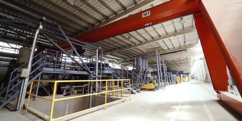 Nowa linia produkcyjna w firmie Mercor /PAP