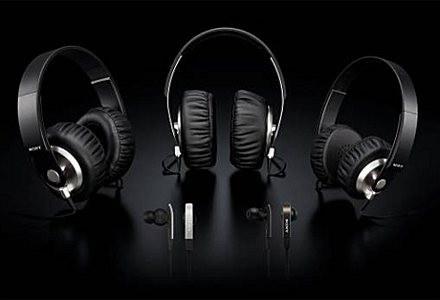 Nowa linia słuchawek - MDR-XB z ekstra basami /materiały prasowe
