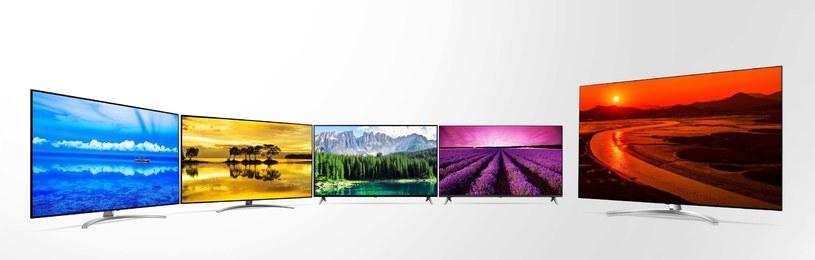 Nowa linia telewizorów LG NanoCell /materiały prasowe