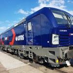 Nowa lokomotywa Vectron trafia do Polski