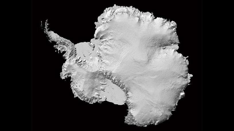 Nowa mapa Antarktydy jest dokładniejsza od każdej wcześniej stworzonej /materiały prasowe