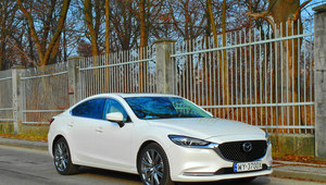 Nowa Mazda 6 będzie miała 6 cylindrów i napęd na tył?