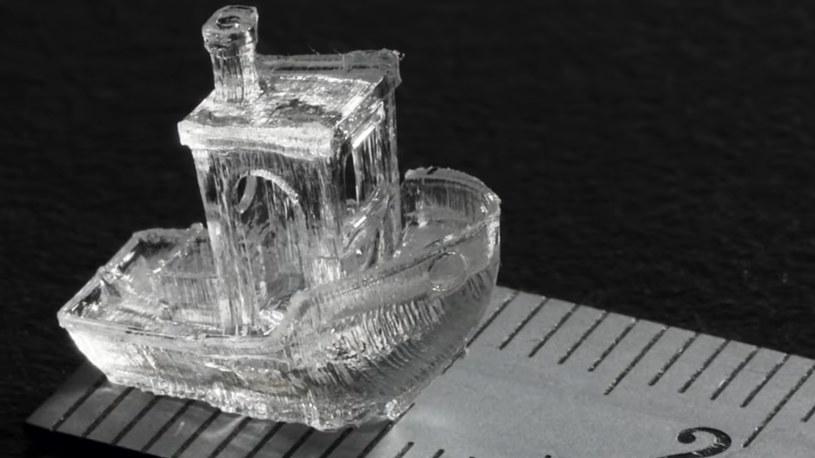 Nowa metoda druku 3D /YouTube