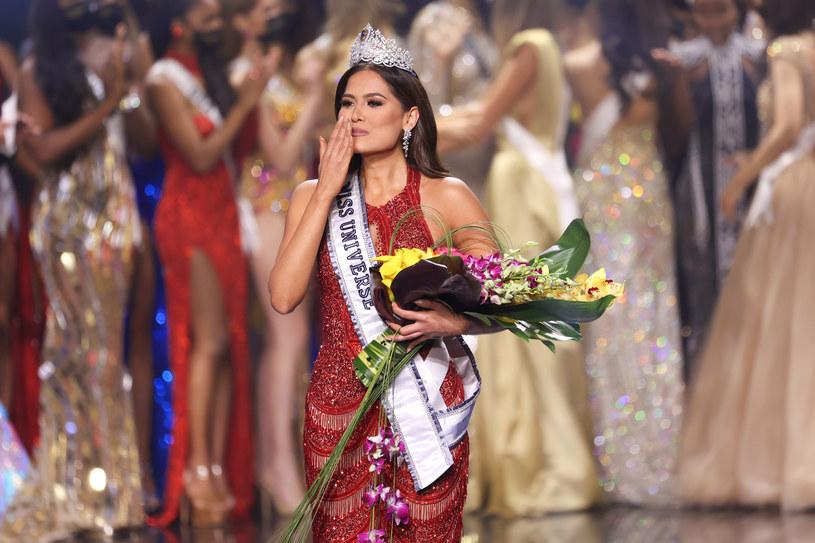 Nową Miss Universe została Andrea Meza /Rodrigo Varela/Getty Images /Getty Images