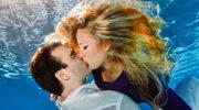 Nowa moda: Podwodne zaręczyny na zdjęciach