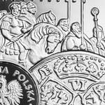 """Nowa moneta kolekcjonerska NBP: """"Historia monety polskiej"""" - szóstak Jana Sobieskiego"""