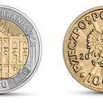 """Nowa moneta obiegowa NBP: """"Odkryj Polskę – Pałac Branickich w Białymstoku"""""""