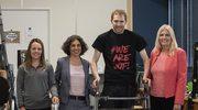Nowa nadzieja dla sparaliżowanych po uszkodzeniu rdzenia kręgowego
