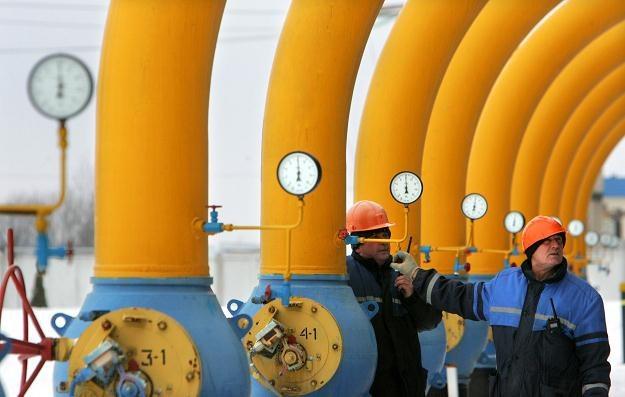 Nowa nitka gazociągu Jamał II miałaby docierać na Słowację przez Białoruś i Polskę /AFP