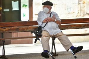 """""""Nowa normalność"""" w Hiszpanii. Obowiązkowe maseczki w miejscach publicznych"""