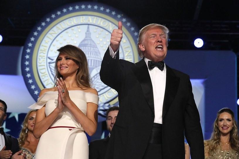 Nowa para prezydencka /AFP