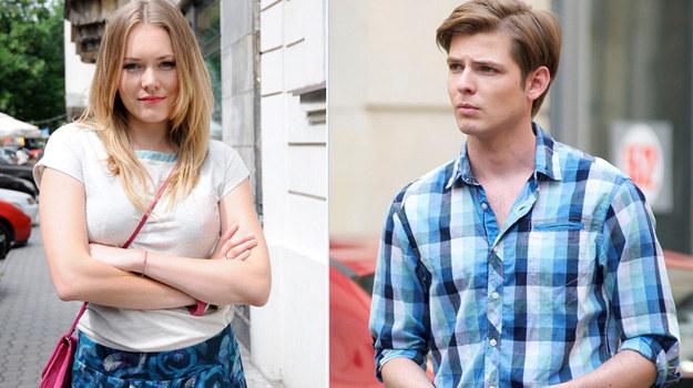 """Nowa para w """"Hotelu 52""""? Czy Marta będzie podrywać Igora? /Polsat /materiały prasowe"""