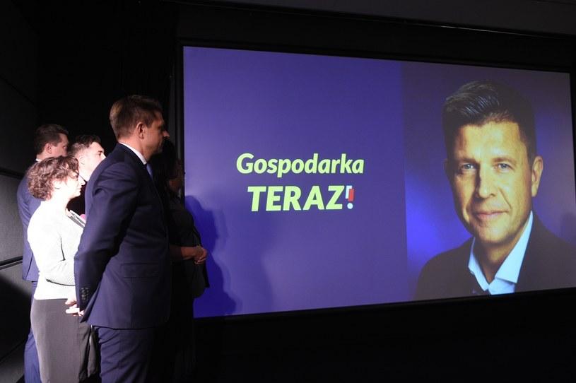 Nowa partia Petru będzie nazywała się Teraz! /Jacek Dominski/ /Reporter