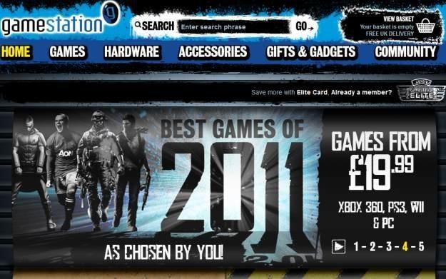 Nowa platforma sklepu Gameplay.co.uk /Informacja prasowa