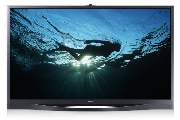 Nowa plazma Samsunga /materiały prasowe