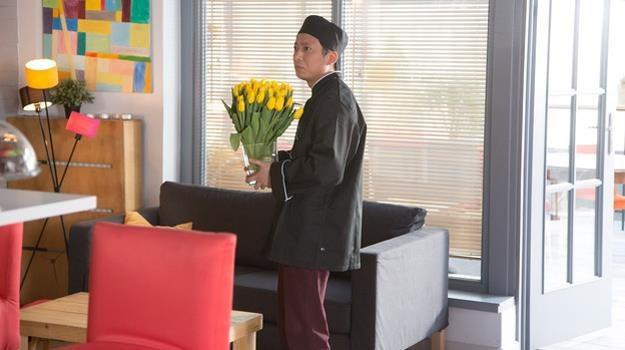 """Nowa postać w """"M jak miłość"""" - Japończyk Taro    (Hiroaki Murakami) /Agencja W. Impact"""