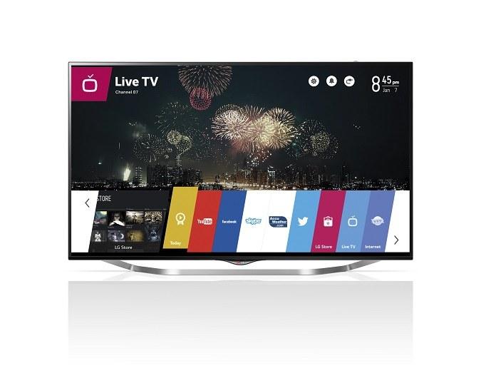 Nowa rodzina telewizorów Ultra HD - LG UB850V /materiały prasowe