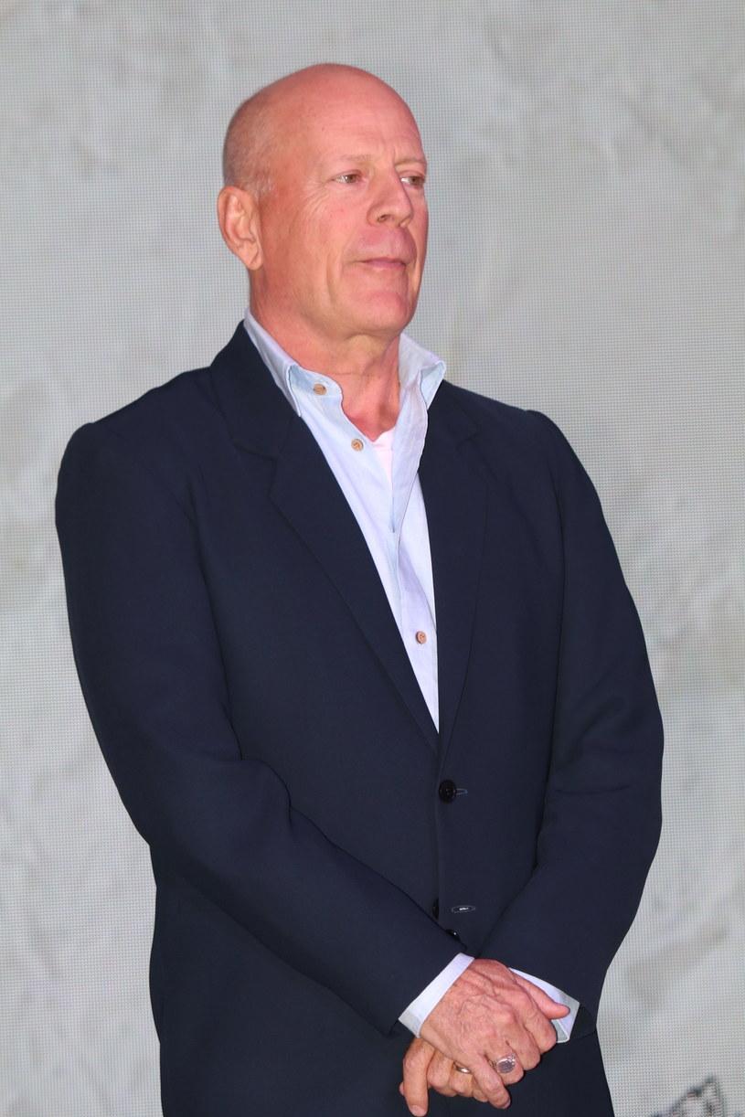 Nowa rola Bruce'a Willisa nie jest powodem do dumy /VCG/VCG /Getty Images