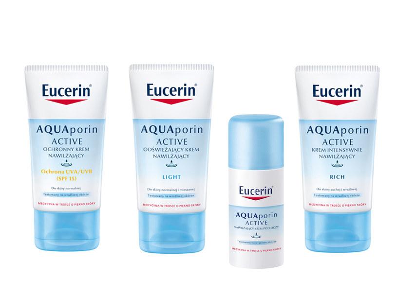 Nowa seria dermokosmetyków Eucerin  /materiały prasowe