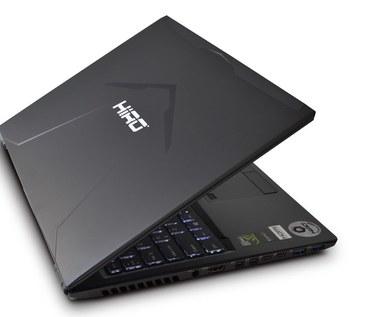 Nowa seria laptopów HIRO 950 z kartą graficzną GTX 1070