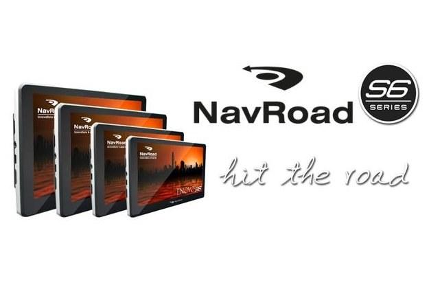 Nowa seria nawigacji - NavRoad S6. /materiały prasowe
