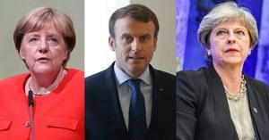 Nowa strategia wobec Iranu. Francja, Niemcy i Wielka Brytania przestrzegają USA