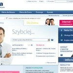 Nowa strona internetowa Netii